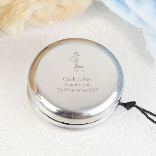 Personalised Giraffe YOYO